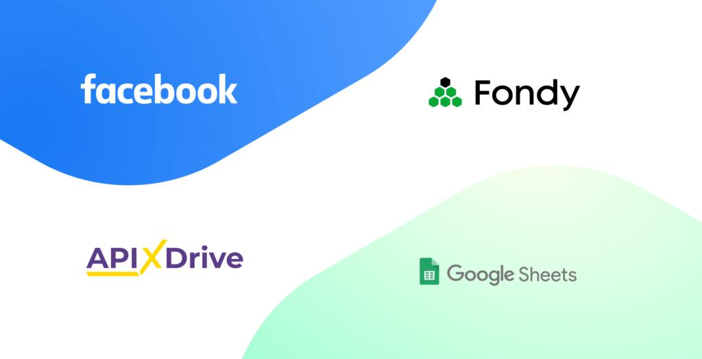 Как выгрузить лиды из Фейсбука в Google Sheets и сверить на успешные оплаты в Fondy