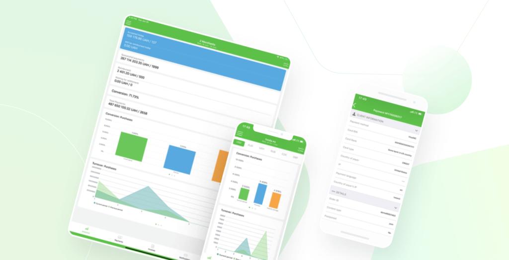 Мобільний додаток Fondy Merchant Portal: світ платежів у вашій кишені